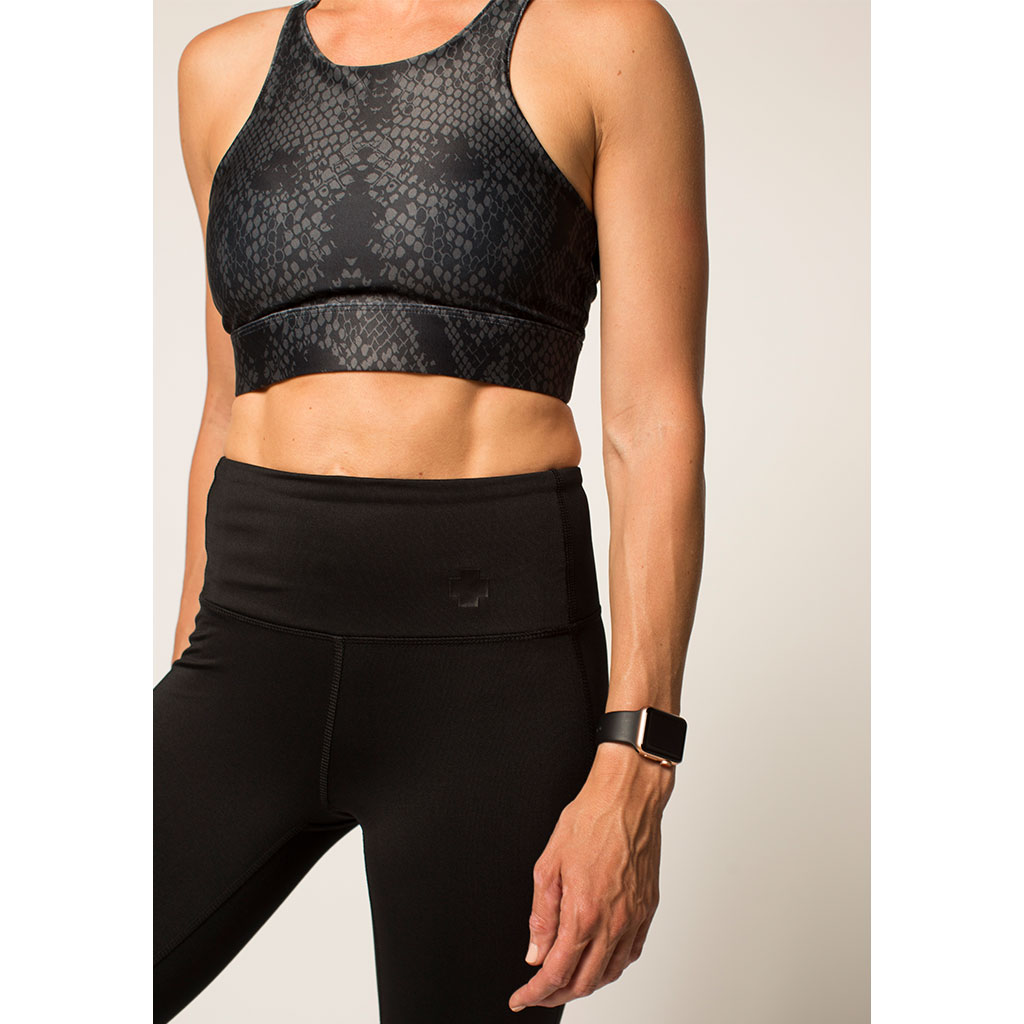 Women's High-Neck Bralette