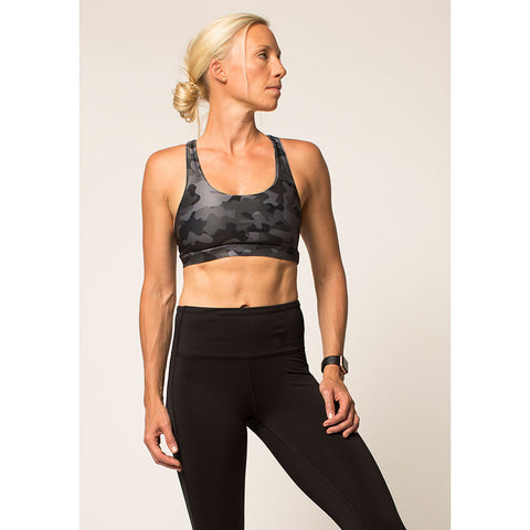Women's Caged Sports Bra