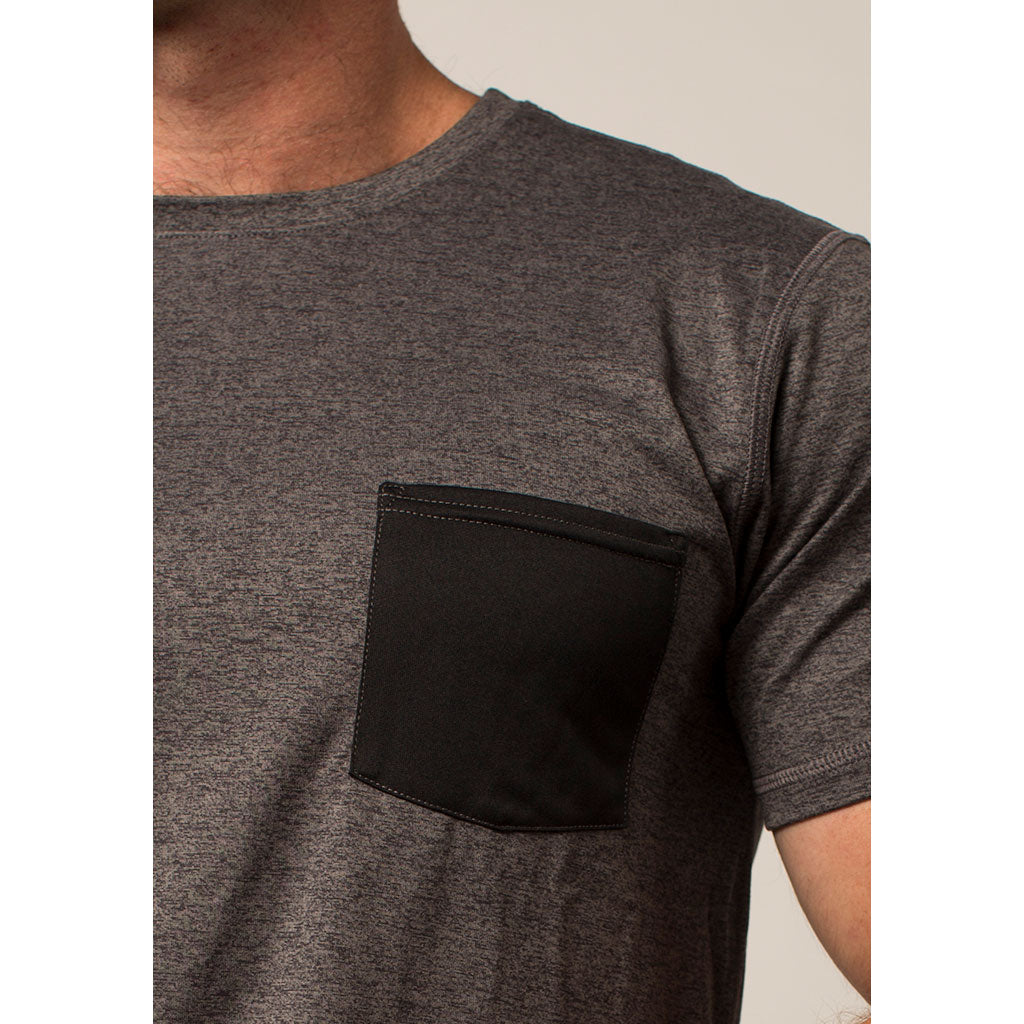 Men's Active Pocket Tee