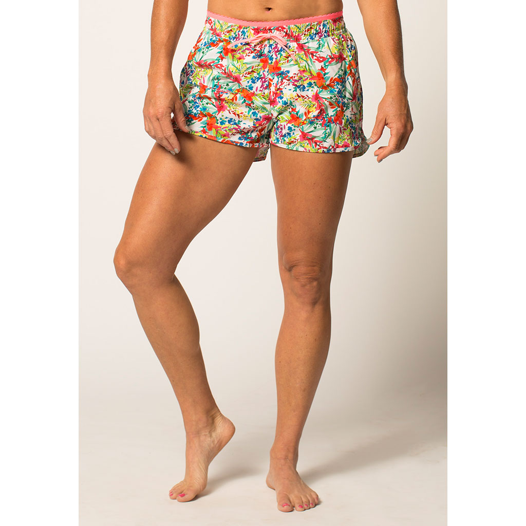 Women's Active Short With Pockets