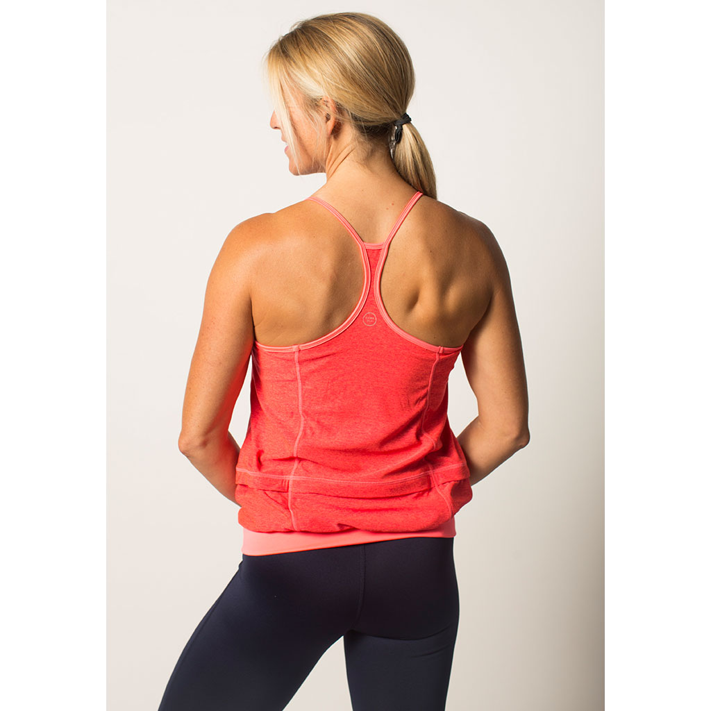 Women's Three-Pocket Spaghetti Tank