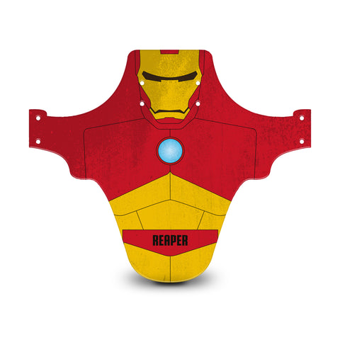 Man of Steel (Iron Man) Mudguard