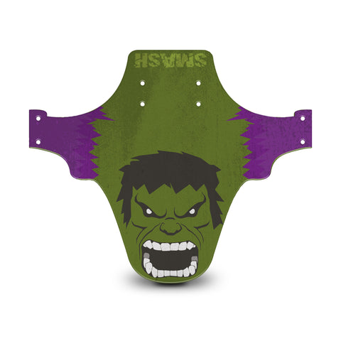 The Incredible (Hulk) Mudguard