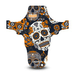 Candy Skull Orange Mudguard