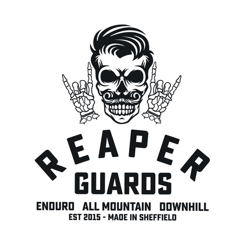 Reaper Alternative Logo Vinyl Sticker - Individual