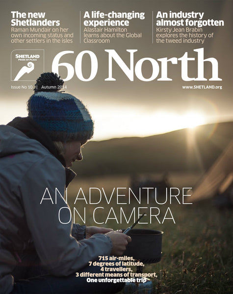 60 North Magazine - Autumn 2014