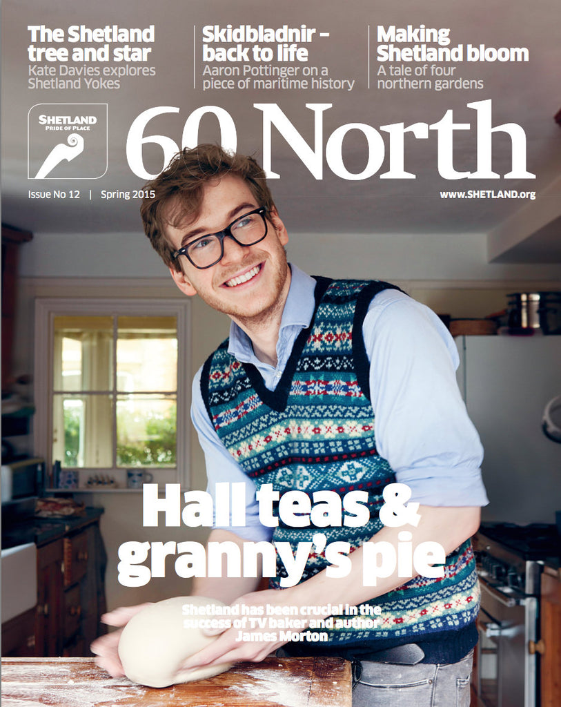 60 North Magazine - Spring 2015