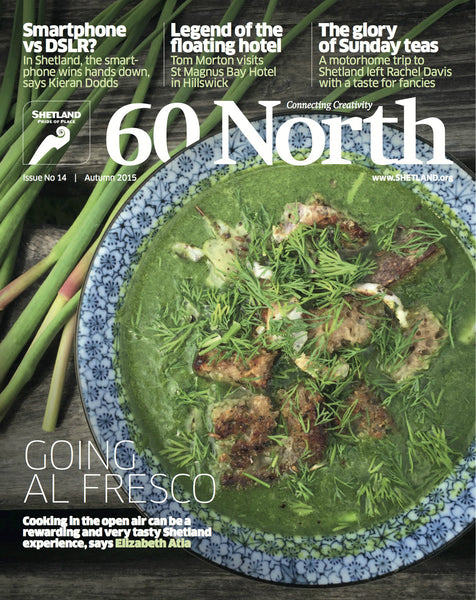 60 North Magazine - Autumn 2015
