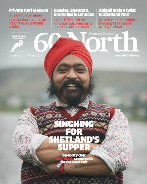 60 North Magazine - Winter 2015