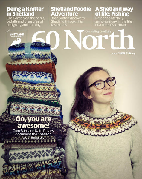 60 North Magazine - Autumn 2016