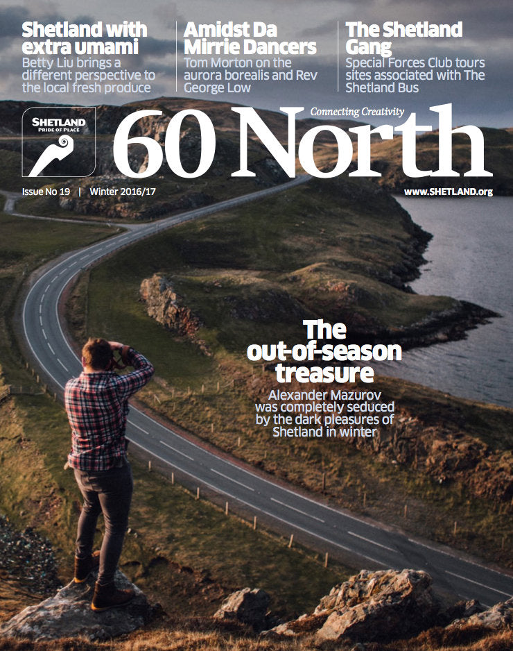 60 North Magazine - Winter 2016/17