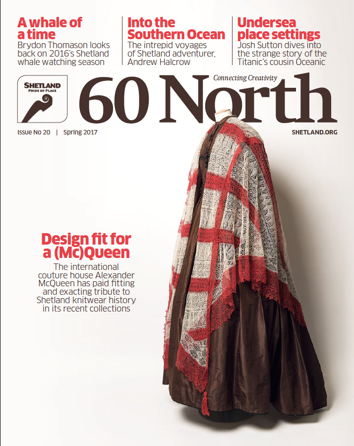 60 North Magazine - Spring 2017