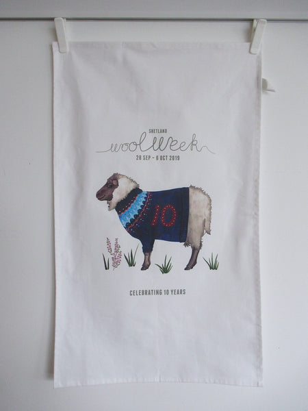 2019 Tea Towel