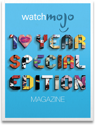 WatchMojo: A 10 Year Special Edition Magazine
