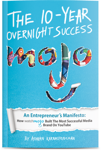 Book: The 10 Year Overnight Success