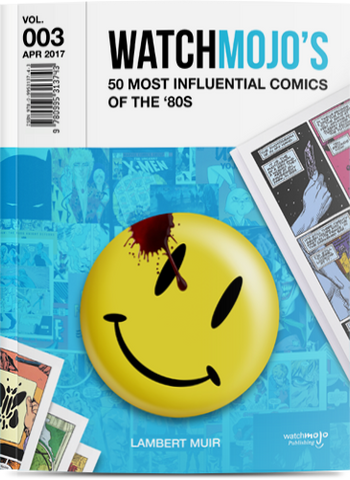 WM Book Club: 50 Most Influential Comics of the '80s