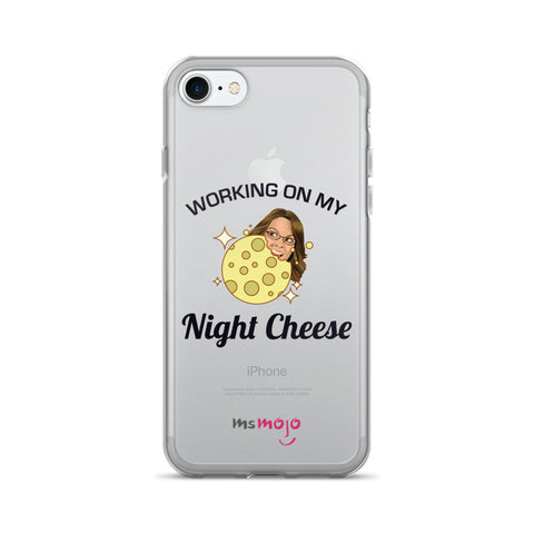 Working on my Night Cheese iPhone 7/7 Plus Case