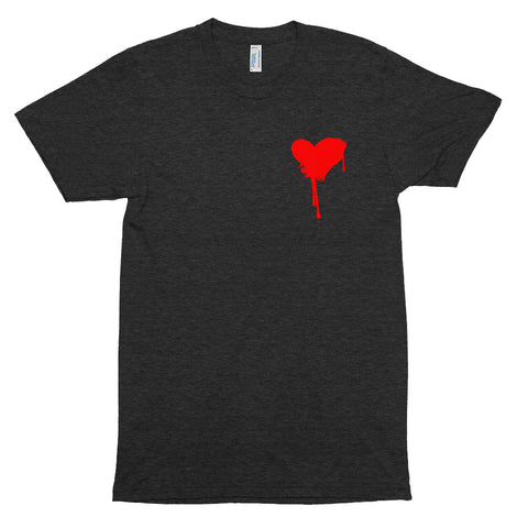 Andrew De Leon Red Heart T-Shirt