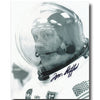 "Tom Stafford signed ""bubble helmet"" glossy"