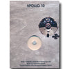 Apollo 10 flown coldplate insulation