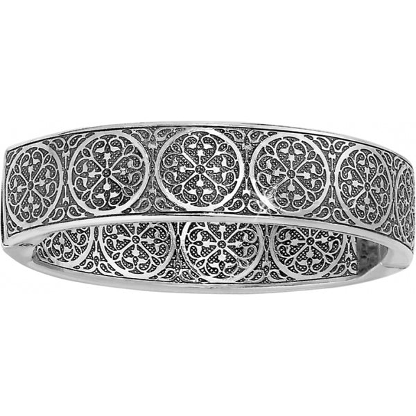 Ferrara Thin Hinged Bangle