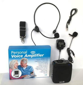 Personal voice amplifier - Parkinson's shop
