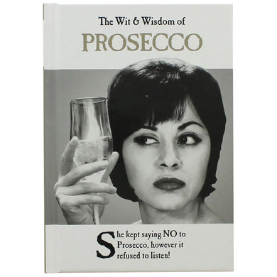 The Wit and Wisdom of Prosecco - Parkinson's shop
