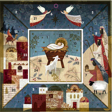 The Nativity Advent calendar
