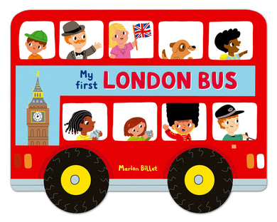 Whizzy wheels - London bus