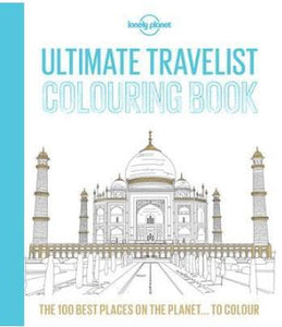 Travelist colouring book