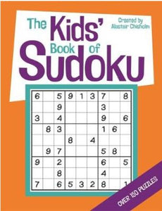 Kids book of Sudoku