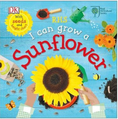 I can grow a sunflower