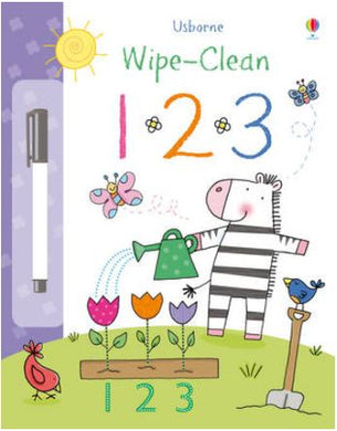 Wipeclean 1 2 3