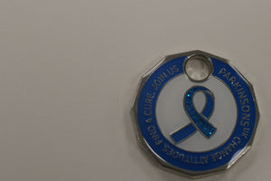 Trolley keyring - new for 2019 - Parkinson's shop