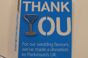 Parkinson's UK wedding favours and backing cards - new for 2018 - Parkinson's shop