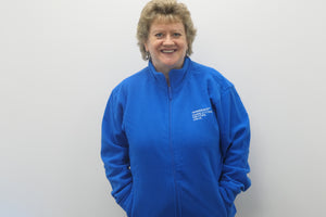Parkinson's UK fleece zipped jacket - Parkinson's shop