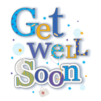 Parkinson's UK Get well soon cards (5 pack) - Parkinson's shop