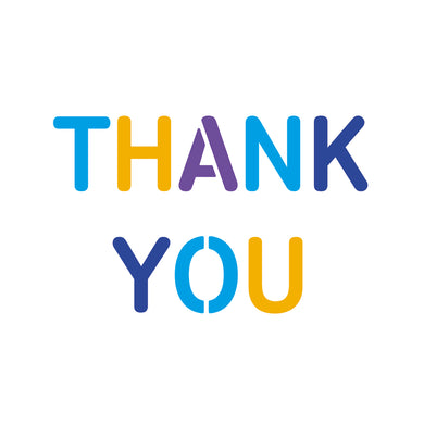 Parkinson's UK 'Thank you' cards (5 pack) - Parkinson's shop
