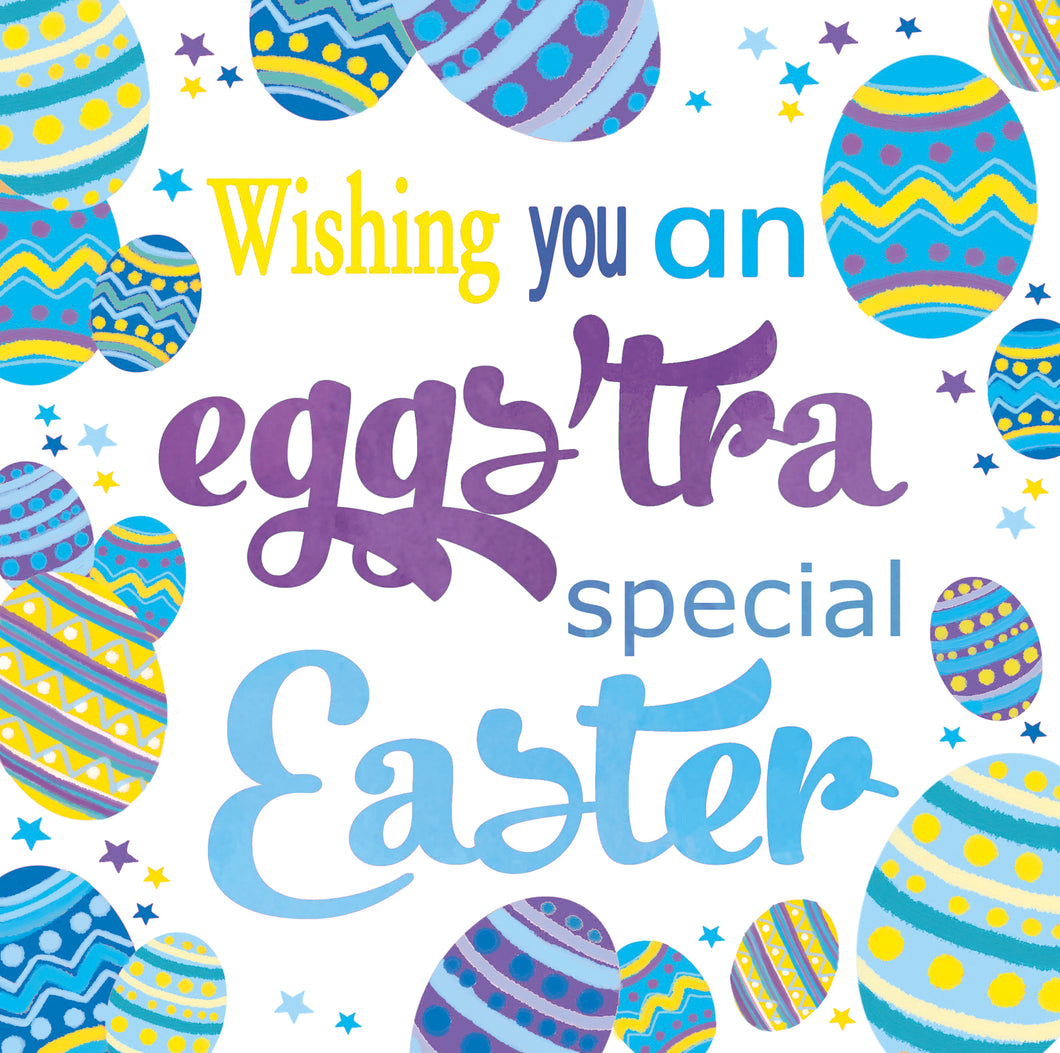 Parkinson's UK 'Eggstra special Easter' cards (5 pack) - Parkinson's shop