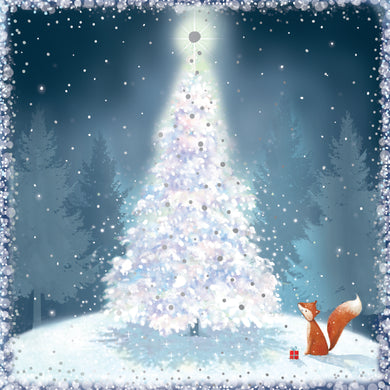 Parkinson's UK Oh Christmas tree charity Christmas cards