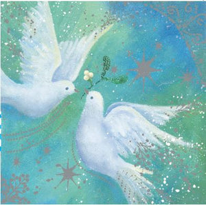 Parkinson's UK Doves charity Christmas cards