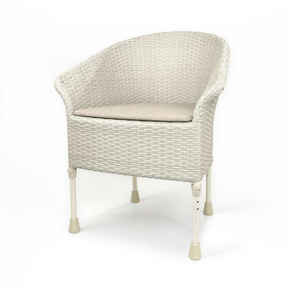 Woven commode