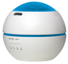 Projection humidifier