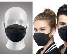 Face mask with ear loops - available in child and adult sizes