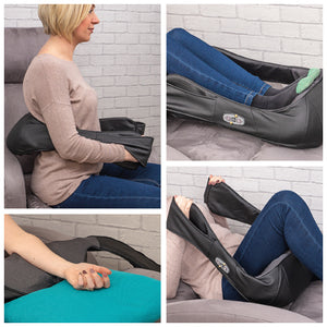 Neck shoulder and back massager