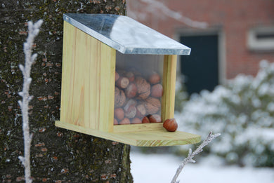 FSC squirrel feeder