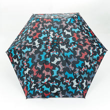 Dog design super compact umbrella
