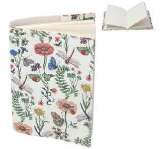 Wild meadow notepad