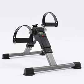 Pedal exerciser with digital display - Parkinson's shop