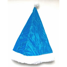 Cyan Santa hat - Parkinson's shop